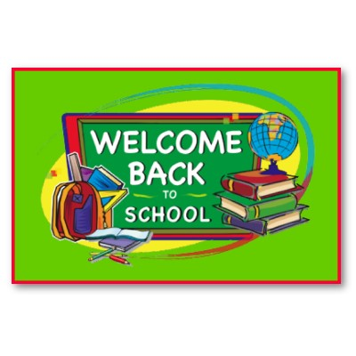 Welcome to our 2018-2019 School Year!
