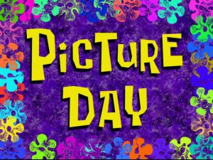 Picture Day – Oct. 12