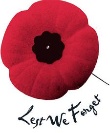 Remembrance Day Liturgy Nov. 9 at 10:45 am