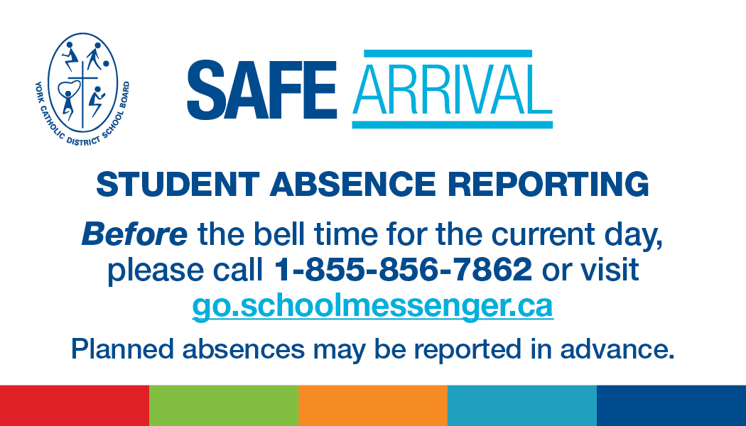 Safe Arrival and Absence Reporting System