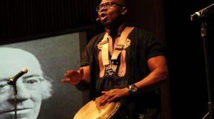 Black Canadian Heroes Presentation and Drumming Workshop