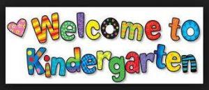 St. Marguerite d'Youville Welcome to Kindergarten Website